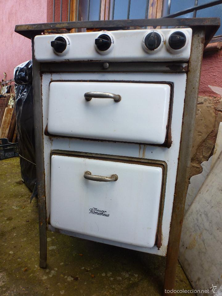 Antigua cocina a gas marca meyer prometheus comprar utensilios del hogar antiguos en - Cocina de gas precios ...