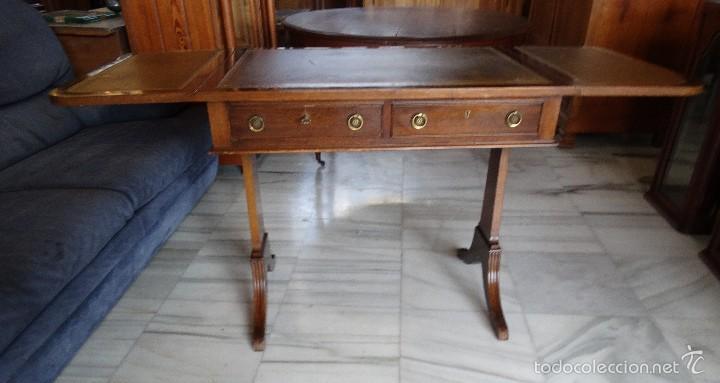 MESA DESPACHO. REF. 5880 (Antigüedades - Muebles Antiguos - Mesas de Despacho Antiguos)
