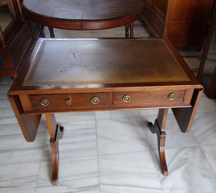 Antigüedades: MESA DESPACHO. REF. 5880 - Foto 2 - 56208536