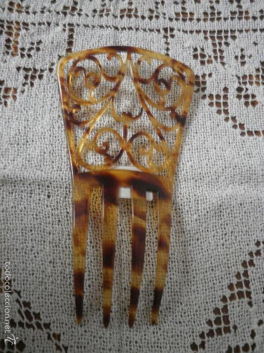 Antigüedades: Peineta pequeña - Foto 9 - 56213958