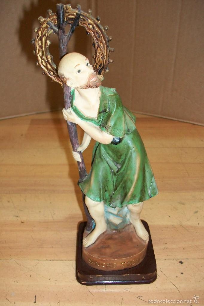 Antigüedades: ESTATUA DE SAN CRISTOBAL - Foto 4 - 56215425