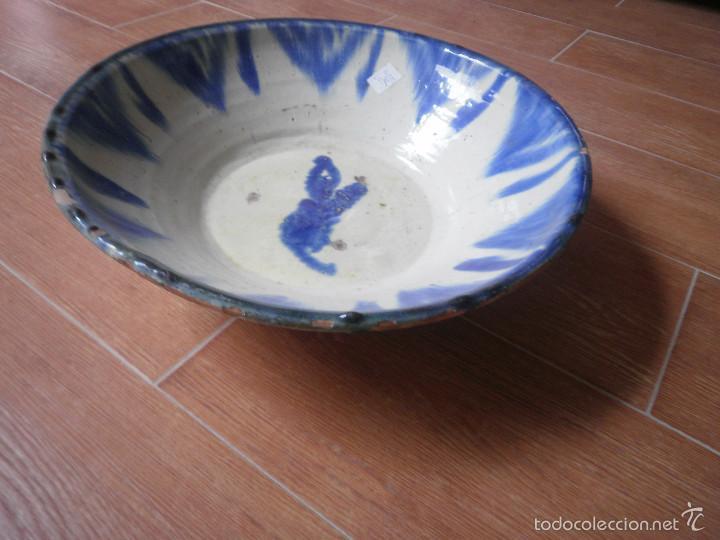 CUENCO (Antigüedades - Porcelanas y Cerámicas - Fajalauza)