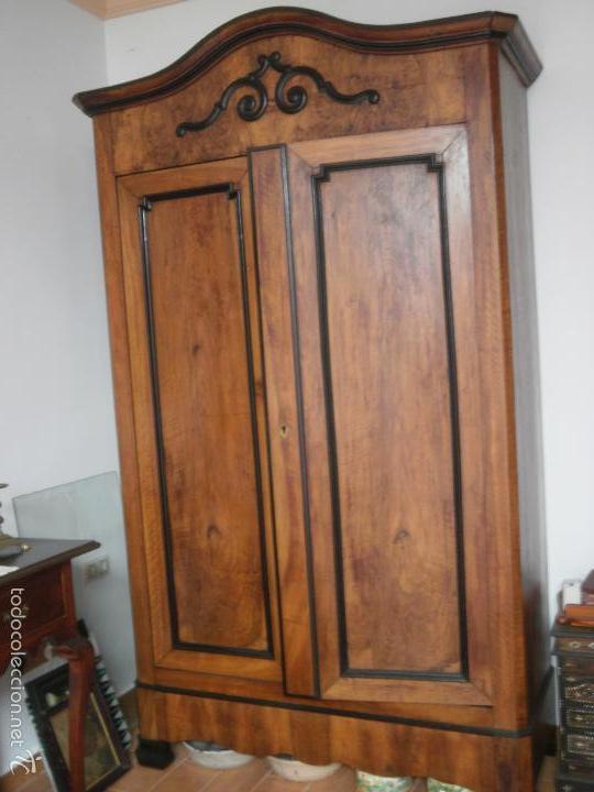 Antigüedades: Armario - Foto 3 - 56231949