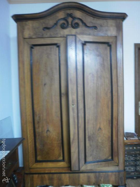 Antigüedades: Armario - Foto 4 - 56231949