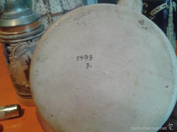 Antigüedades: JARRAS ALEMANAS DE CERVEZA - Foto 6 - 56233433