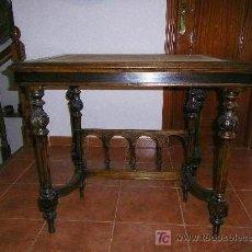 Antigüedades: MESA DE DESPACHO. Lote 20231386