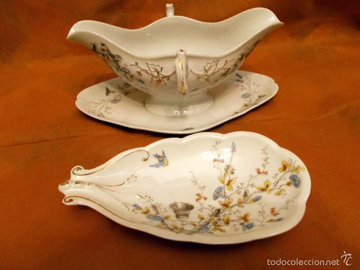 Antigüedades: pieza muy hermosa de porcelana china, del siglo XIX - Foto 2 - 56285528