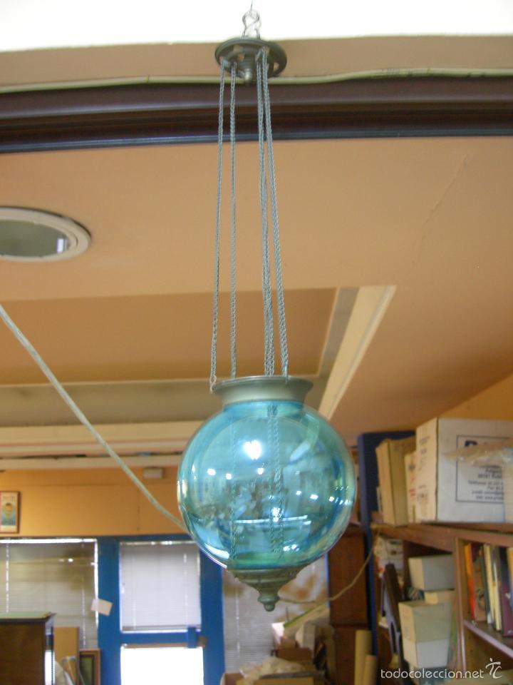 Antigua para lampara sistema vela Vendido encade con de en 5LAR4jqc3