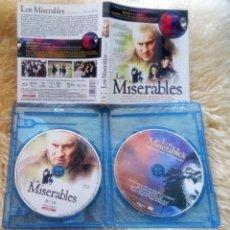 Series de TV: LOS MISERABLES - SERIE COMPLETA + CD AUDIO EL MUSICAL - BLURAY - BLU RAY. Lote 56366900