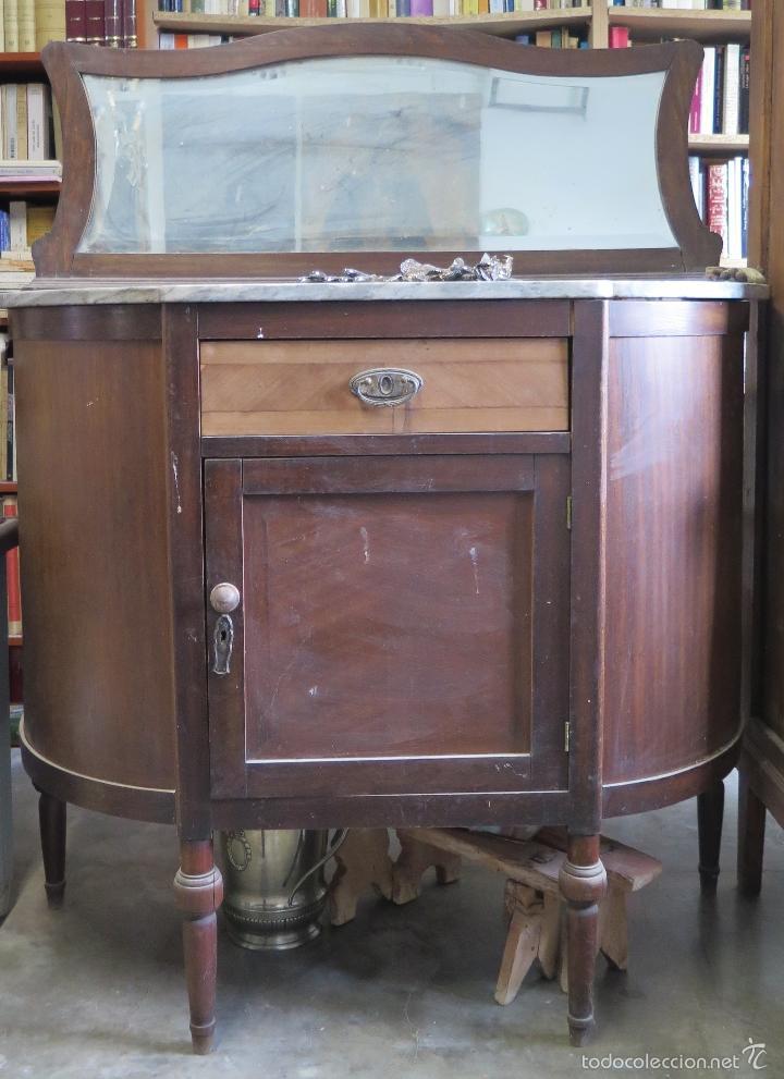Liquidacion antiguo y bonito aparador moernis comprar for Aparadores rusticos en liquidacion