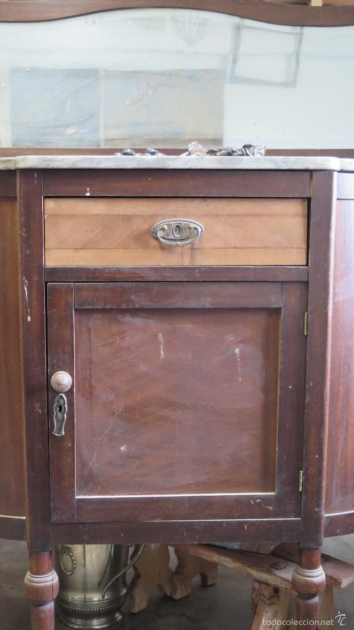 Liquidacion antiguo y bonito aparador moernis comprar - Aparadores rusticos en liquidacion ...