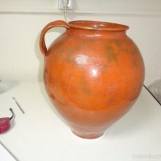Antigüedades: JARRA CERAMICA CATALANA. Lote 56472861