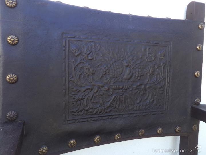 Antigüedades: sillon estilo español - Foto 4 - 56487816