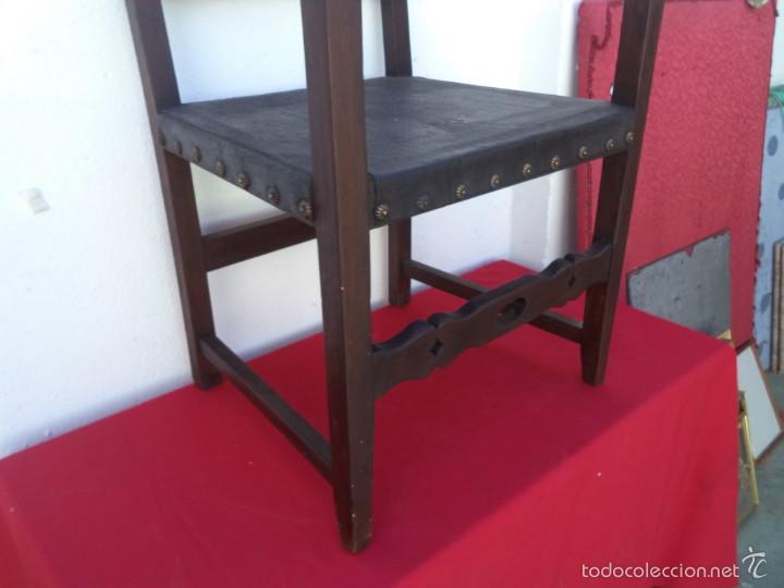 Antigüedades: sillon estilo español - Foto 5 - 56487816