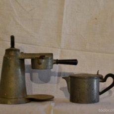 Antigüedades: CAFETERA VESUVIANA. Lote 56488334