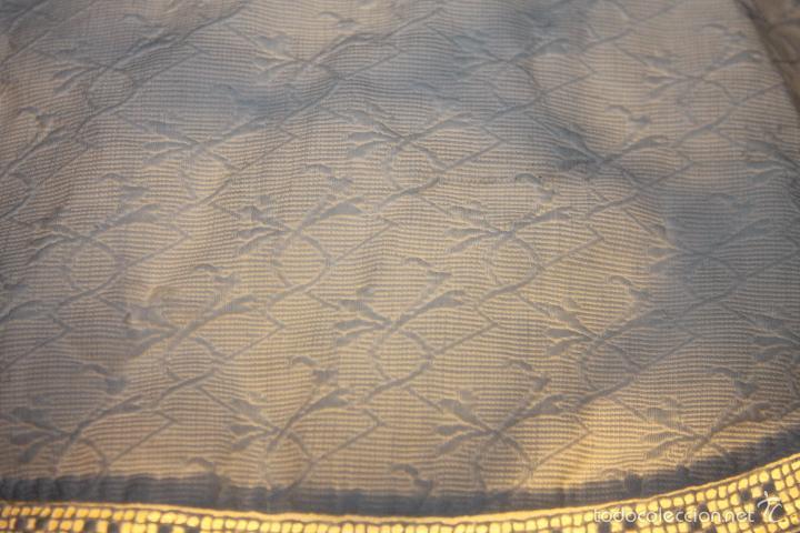Antigüedades: VESTIDO DE CRISTIANAR PARA NIÑA EN ALGODÓN - FINALES SIGLO XIX - Foto 15 - 56507524