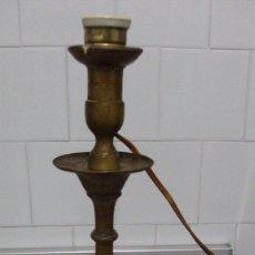 Antigüedades: LÁMPARA CANDELABRO. Lote 56509180