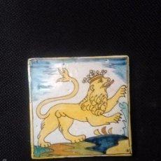 Antigüedades: AZULEJO CATALAN DE ARTES I OFICIOS. Lote 56518910