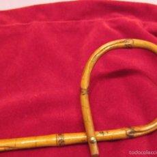 Antigüedades: MANGO PARAGUAS O SOMBRILLA ART DECO . Lote 56530798