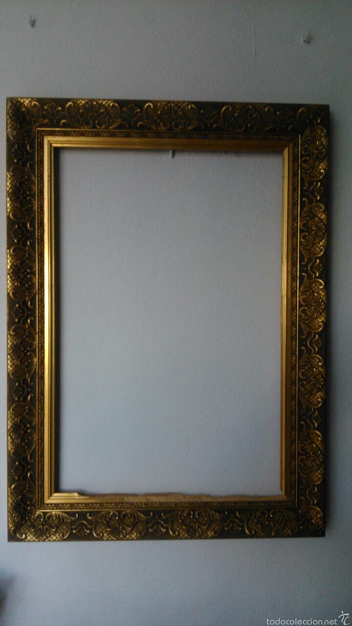 marco para pintura - Comprar Marcos Antiguos de Cuadros en ...