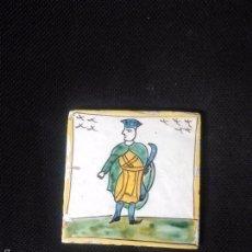 Antigüedades: AZULEJO CATALAN DE ARTES I OFICIOS. Lote 56553111