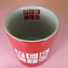 Antigüedades: TAZÓN-COFFE MUG-BERLIN SOUVENIR-9,5X8 CMS-BUEN ESTADO-VER FOTOS.. Lote 56565433