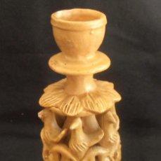 Antigüedades: CANDELABRO, PALOMAR, RR , ROSA RAMALHO. Lote 56565661