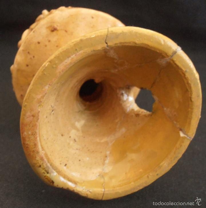 Antigüedades: CANDELABRO, PALOMAR, RR , ROSA RAMALHO - Foto 8 - 56565661