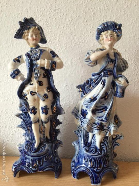 Antiguas figuras de ceramica o porcelana comprar figuras for Figuras ceramica