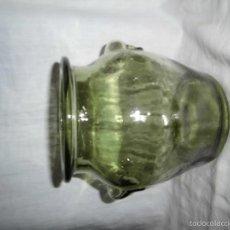 Antigüedades: ORZA DE CRISTAL . Lote 56612524