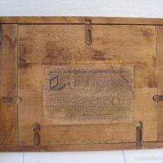 Antigüedades: RARO ARTICULO ANTIGUO APARATO ALEMAN. Lote 56627005