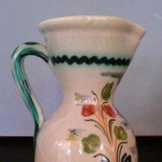 Antigüedades: JARRA DE CERÁMICA DE PUENTE DEL ARZOBISPO. Lote 56648608