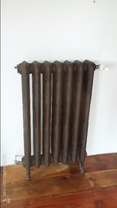 Radiadores de hierro fundido comprar utensilios del for Utensilios de hogar