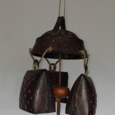 Antigüedades: CAMPANA LLAMADOR DE ANGELES.. Lote 56664075