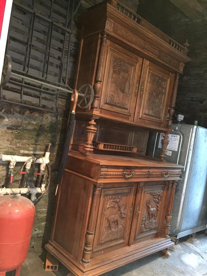Antigüedades: Mueble aparador - Foto 2 - 56728475