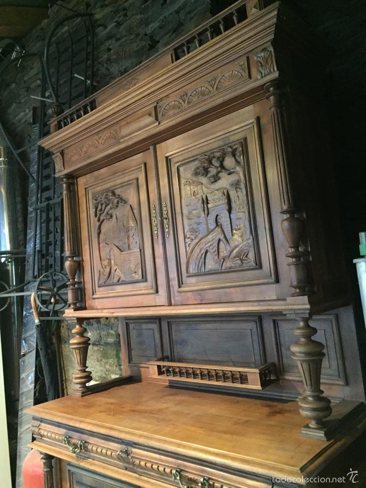 Antigüedades: Mueble aparador - Foto 3 - 56728475