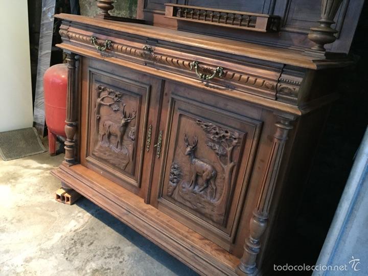 Antigüedades: Mueble aparador - Foto 4 - 56728475