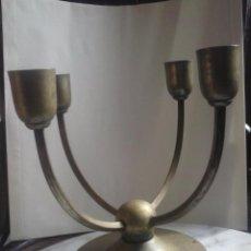 Antigüedades: CANDELABRO 4 BRAZOS .. Lote 56733181