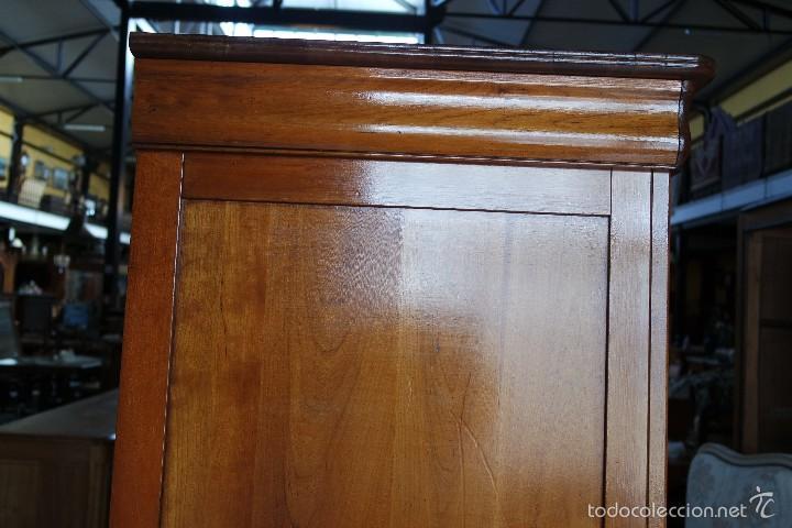 Antigüedades: MUEBLE TV, LUIS FELIPE estilo . REF. 5896 - Foto 5 - 56741452