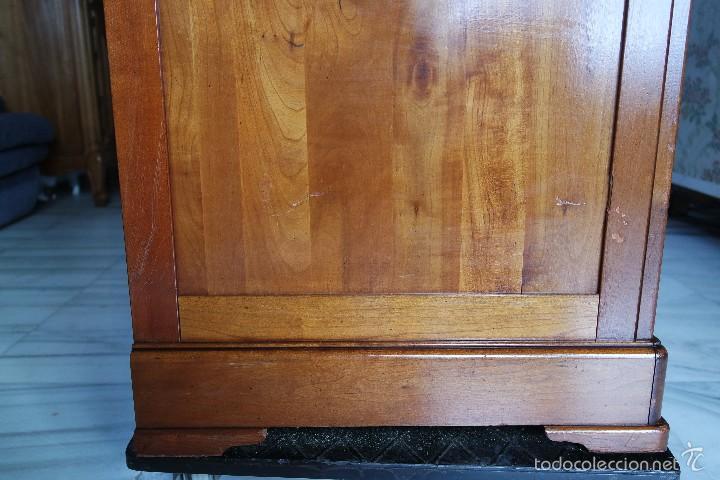 Antigüedades: MUEBLE TV, LUIS FELIPE estilo . REF. 5896 - Foto 6 - 56741452