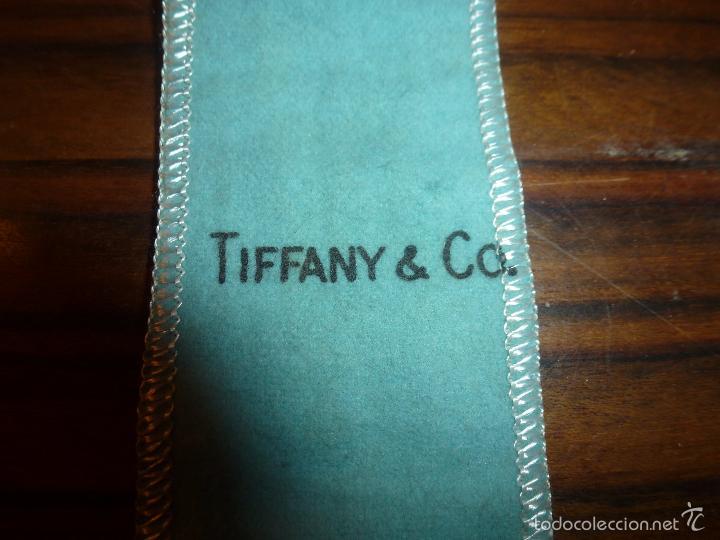 ESTUCHE BOLSA FUNDA DE TIFFANY&CO. (Antigüedades - Moda y Complementos - Mujer)
