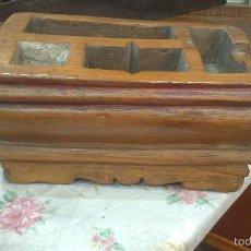 Antigüedades: ESCRIBANIA COLONIAL PORTUGUESA. Lote 56796721