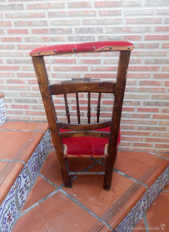 Antigüedades: RECLINATORIO - Foto 2 - 56798934