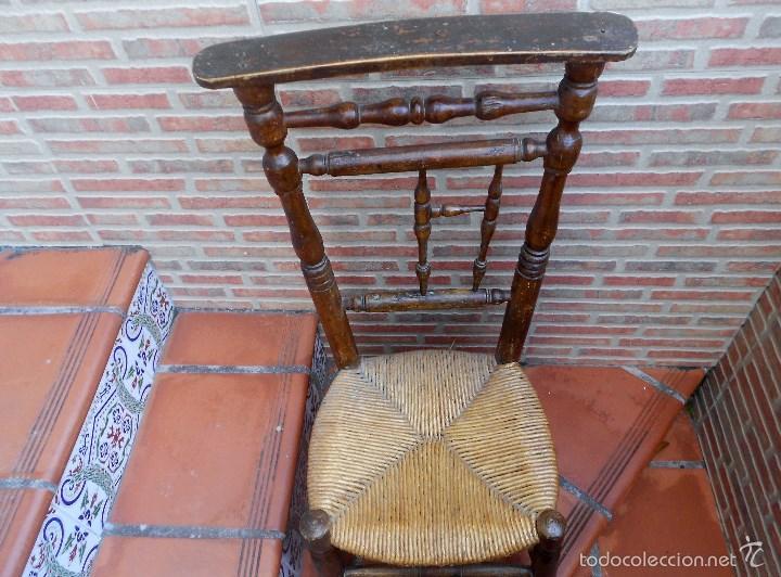 Antigüedades: RECLINATORIO - Foto 2 - 56798953