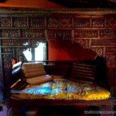 Antigüedades: CAMA INDONESIA SIGLO XIX. Lote 56826874