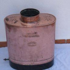 Antigüedades: SULFATADORA COBRE ANTIGUA. Lote 56828152