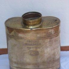 Antigüedades: SULFATADORA DE LATÓN ANTIGUA. Lote 56828235