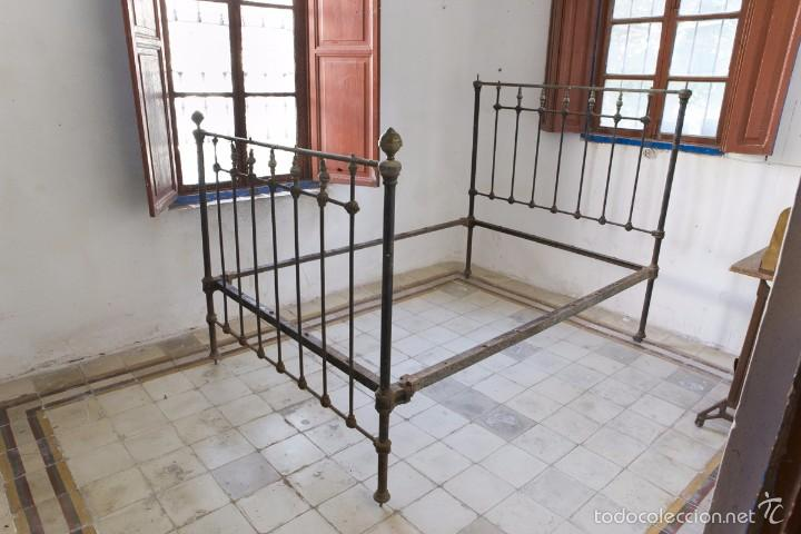 Impresionate cama en forja y lat n alfonsino comprar - Camas de forja antiguas ...