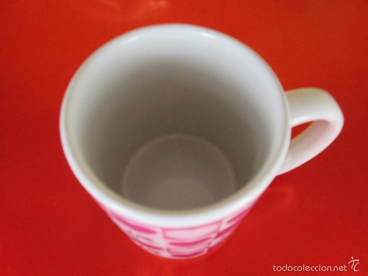 Antigüedades: TAZÓN-COFFE MUG-YO AMO N.Y.-10x8 CMS-BUEN ESTADO-VER FOTOS. - Foto 2 - 56845569