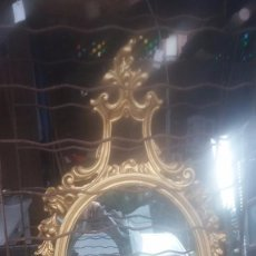 Antigüedades: GRAN CORNUCOPIA DE RESINA. Lote 56863624